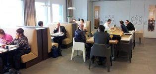 Party catering company - Nederland - Locaties(Business Center Roerpoort)