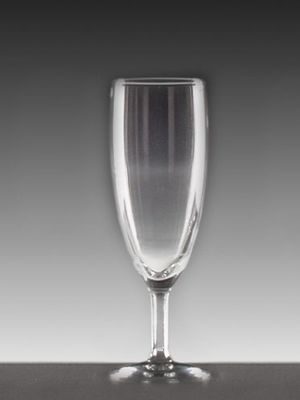 Champagneflute/sherryflute/portglas